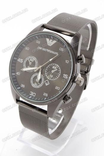 Купить Мужские наручные часы Emporio Armani (код: 16723)