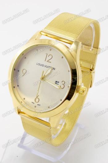 Купить Мужские наручные часы Louis Vuitton (код: 16724)
