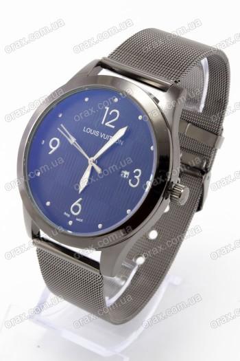 Купить Мужские наручные часы Louis Vuitton (код: 16728)