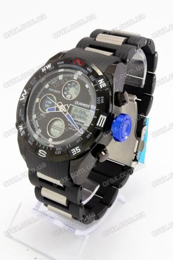 Купить Спортивные наручные часы Quamer (код: 16912)