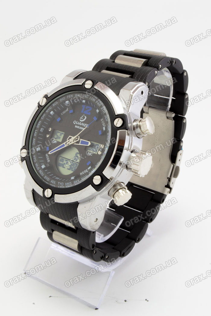 Спортивные наручные часы Quamer (код: 16915)