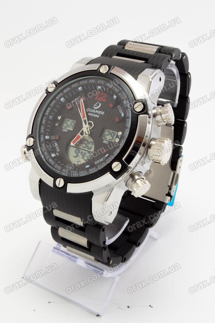 Спортивные наручные часы Quamer (код: 16916)