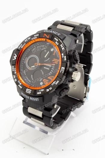 Купить Спортивные наручные часы Quamer (код: 16917)