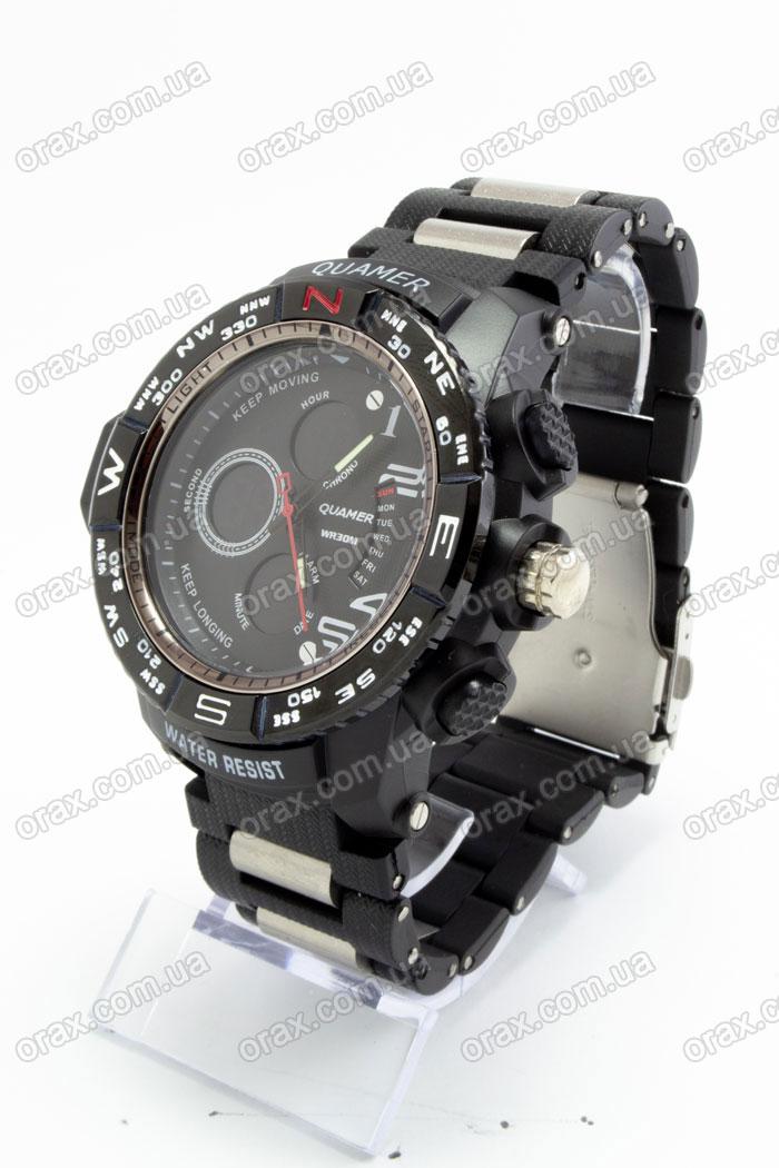 Купить Спортивные наручные часы Quamer (код: 16919)