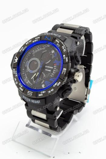 Купить Спортивные наручные часы Quamer (код: 16920)