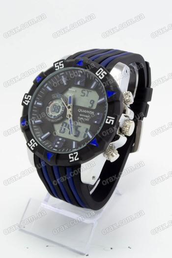 Купить Спортивные наручные часы Quamer (код: 16924)