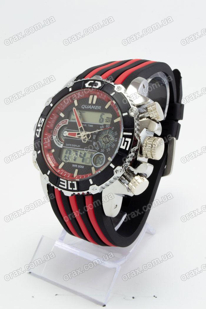 Купить Спортивные наручные часы Quamer (код: 16925)