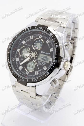 Купить Мужские наручные часы Quamer (код: 17001)