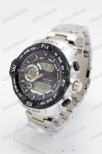 Купить Мужские наручные часы Quamer (код: 17003)