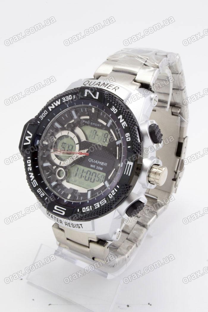 Мужские наручные часы Quamer (код: 17003)