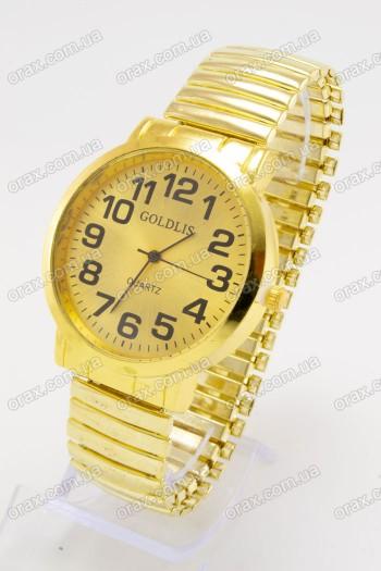 Купить Женские наручные часы Goldlis (код: 17007)