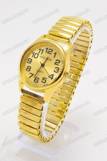 Купить Женские наручные часы Goldlis (код: 17019)