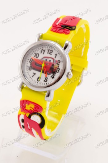 Купить Детские наручные часы Тачки (код: 17070)