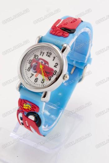 Купить Детские наручные часы Тачки (код: 17071)