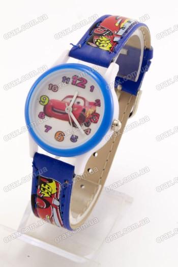 Купить Детские наручные часы Тачки (код: 17072)