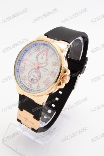 Мужские наручные часы Ulysse Nardin (код: 17181)