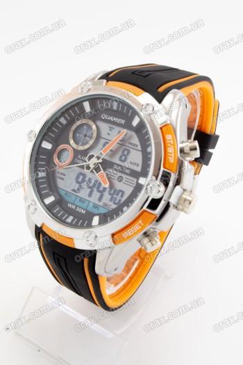 Купить Спортивные наручные часы Quamer (код: 17191)