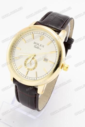 Мужские наручные часы Rolex (код: 17195)
