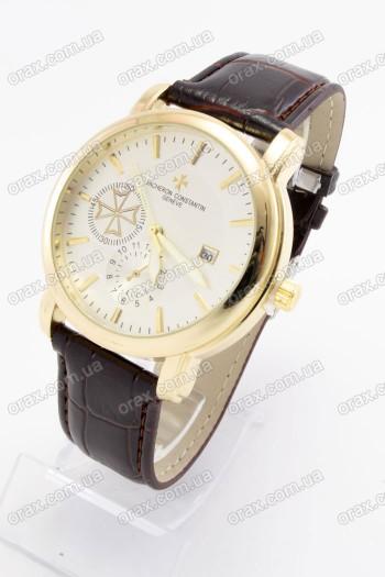 Мужские наручные часы Vacheron Constantin (код: 17198)