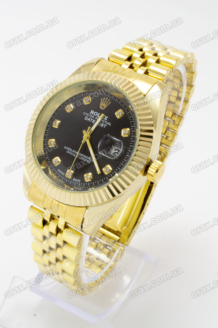 Мужские наручные часы Rolex Date Just (код: 17320)