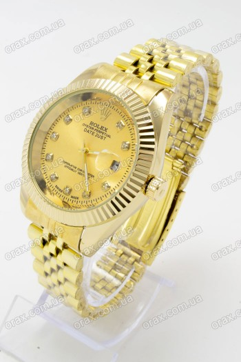 Мужские наручные часы Rolex Date Just (код: 17321)