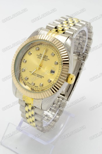 Мужские наручные часы Rolex Date Just (код: 17322)