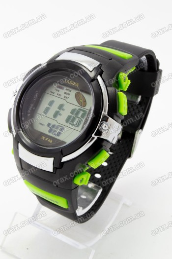 Купить Спортивные наручные часы Lasika (код: 17441)