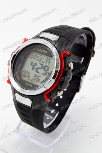 Купить Спортивные наручные часы Lasika (код: 17444)
