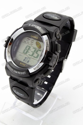 Купить Спортивные наручные часы Lasika (код: 17449)