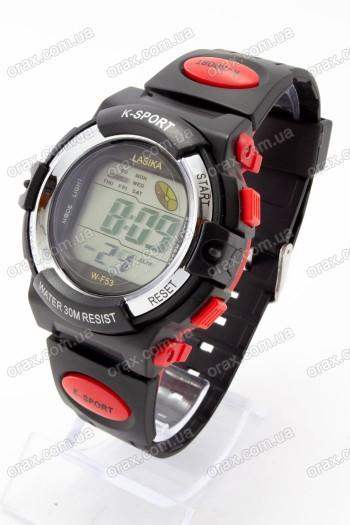 Купить Спортивные наручные часы Lasika (код: 17450)