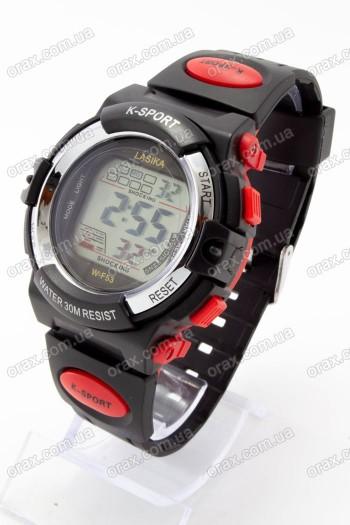 Купить Спортивные наручные часы Lasika (код: 17452)