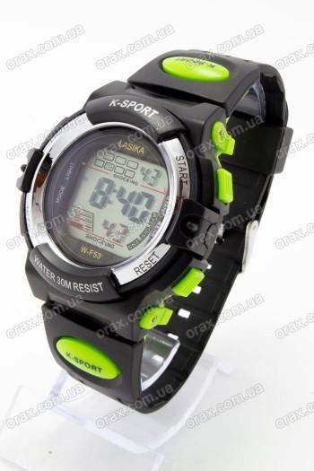 Купить Спортивные наручные часы Lasika (код: 17454)