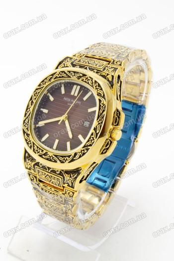 Мужские наручные часы Patek Philippe (код: 17479)