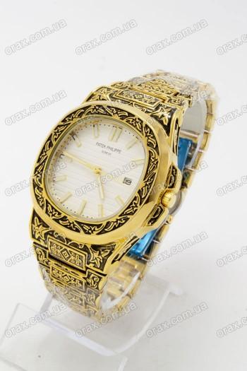 Мужские наручные часы Patek Philippe (код: 17480)