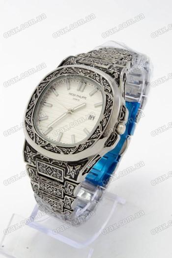 Мужские наручные часы Patek Philippe (код: 17482)