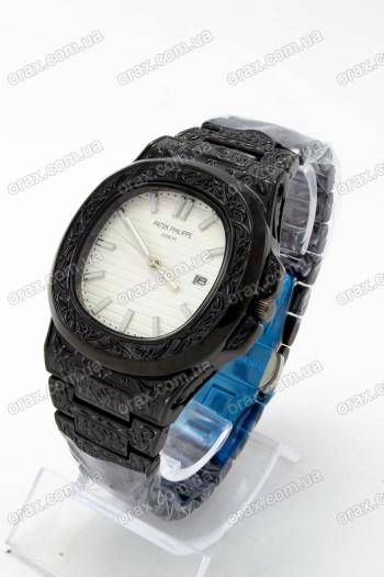 Мужские наручные часы Patek Philippe (код: 17484)