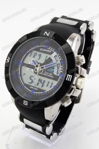 Спортивные наручные часы Quamer (код: 17589)