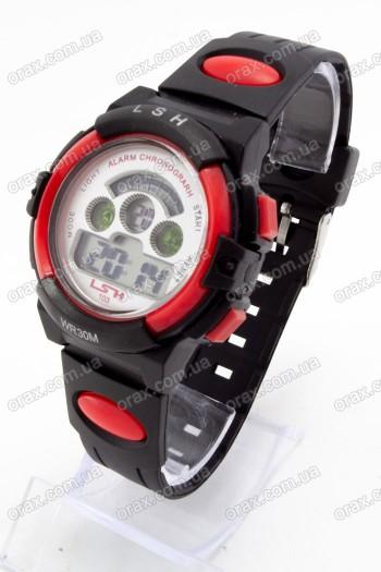 Спортивные наручные часы LSH (код: 17703)