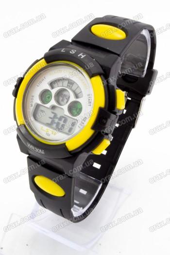 Спортивные наручные часы LSH (код: 17704)