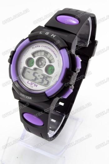 Спортивные наручные часы LSH (код: 17706)
