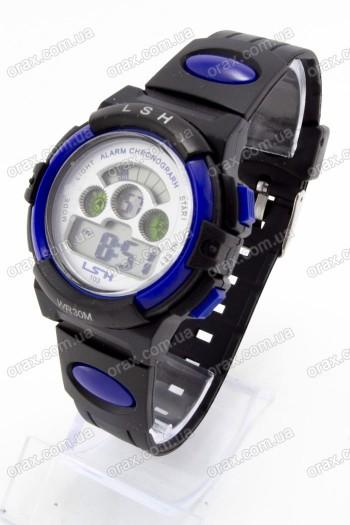 Спортивные наручные часы LSH (код: 17707)