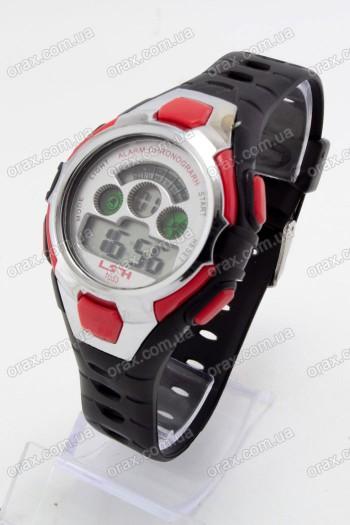 Спортивные наручные часы LSH (код: 17708)