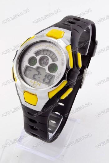 Спортивные наручные часы LSH (код: 17709)