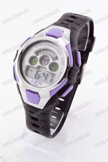 Спортивные наручные часы LSH (код: 17710)