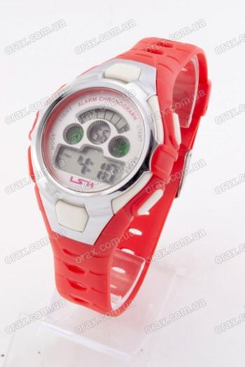Купить Спортивные наручные часы LSH (код: 17712)
