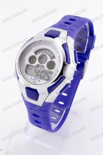 Спортивные наручные часы LSH (код: 17714)