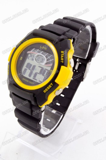 Купить Спортивные наручные часы LSH (код: 17717)