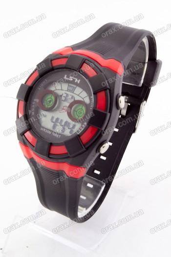 Купить Спортивные наручные часы LSH (код: 17724)