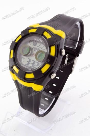 Купить Спортивные наручные часы LSH (код: 17725)