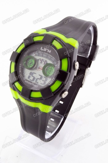 Спортивные наручные часы LSH (код: 17726)